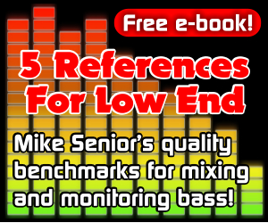 Free E-book: 5 References For Low End