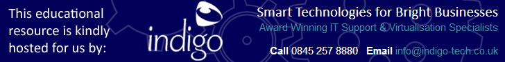 Indigo Technologies: Smart Technologies for Bright Businesses (Award Winning IT Support & Virtualisation Specialists)