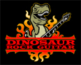 Dinosaur Rock website logo