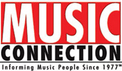 Music Connection website logo