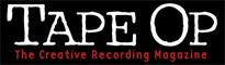 TapeOp magazine logo