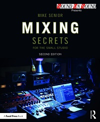 Mixing Secrets For The Small Studio book cover image