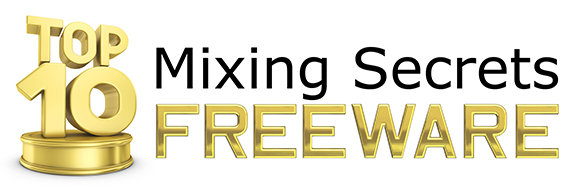 Mixing Secrets Freeware Top 10