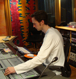 Mike Senior (Cambridge MusicTechnology)